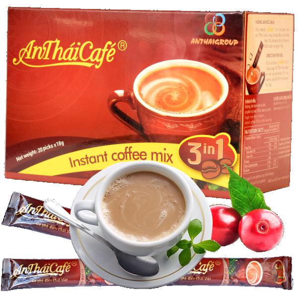 Cà phê sữa 3in1 AnTháiCafé