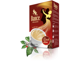Dance Coffee - 3in1 Sánh đậm